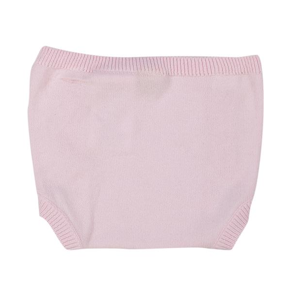 Ranita corta botones - rosa