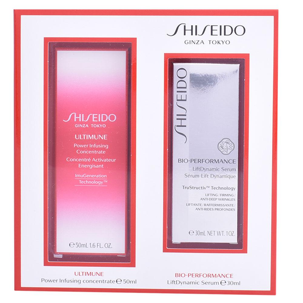 SET 2pz 50ml Sérum facial energizante + 30ml sérum antiedad
