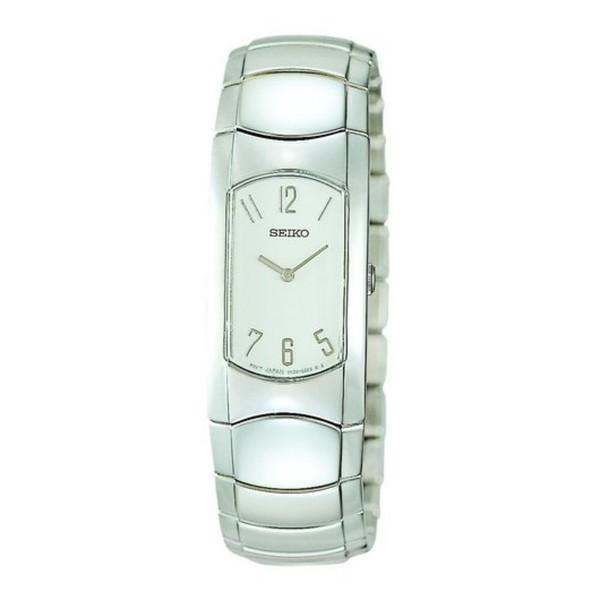 Reloj analógico acero mujer - acero