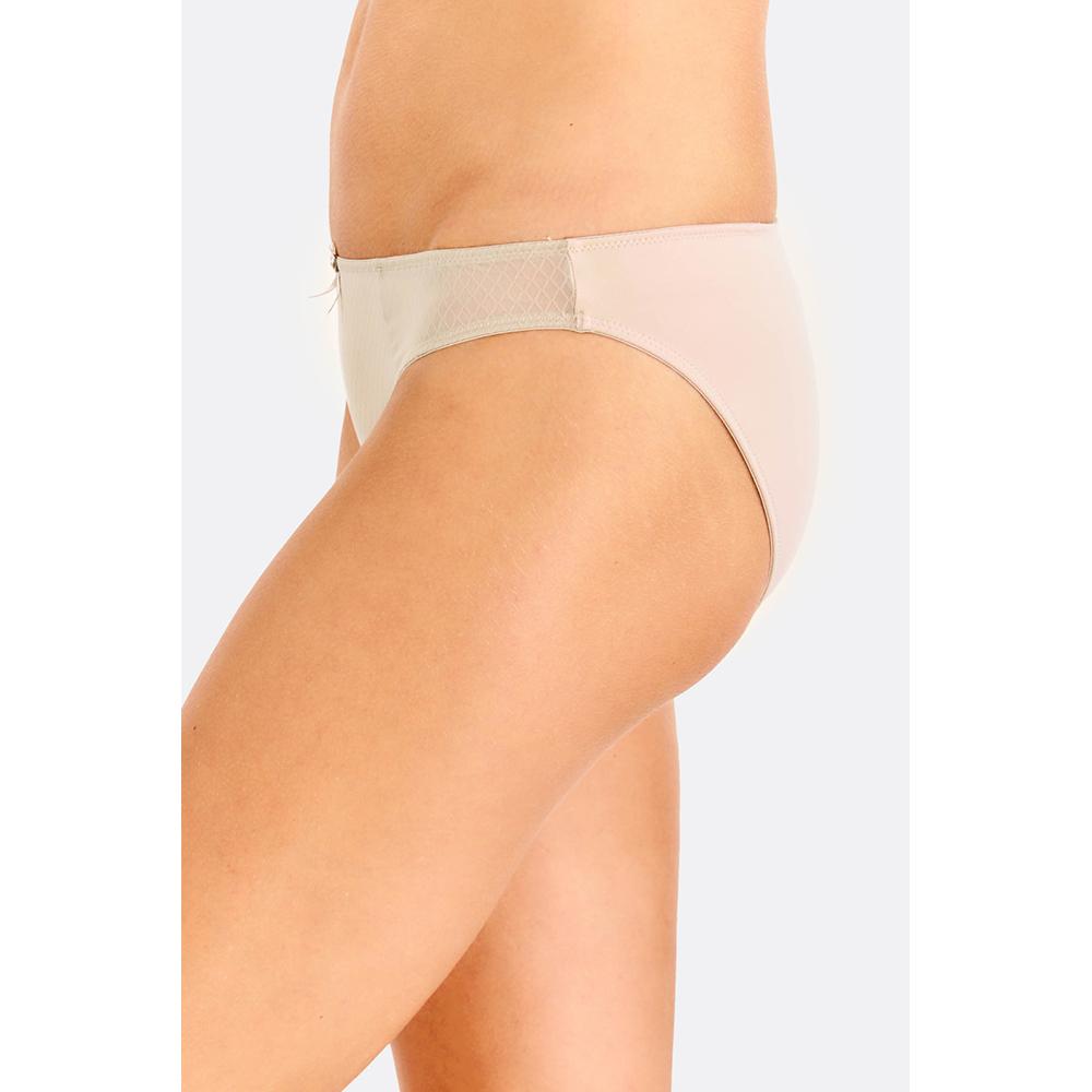 PACK 2 Braga bikini Sonia mujer - tierra