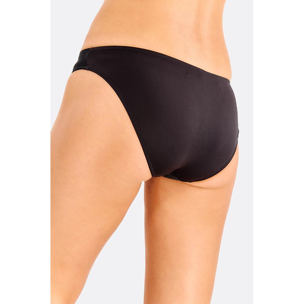 PACK 2 Braga bikini Sonia - negro