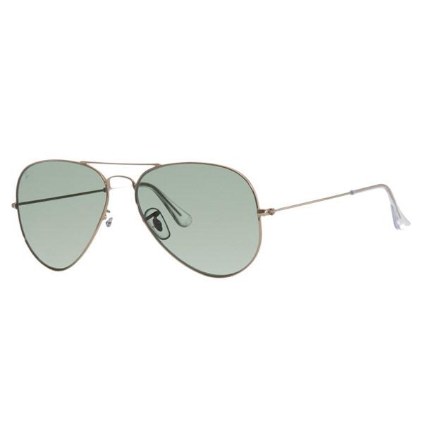Gafas Aviator unisex cal. 58 metal - dorado