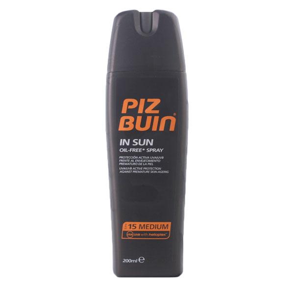 Protección solar spray FPS15
