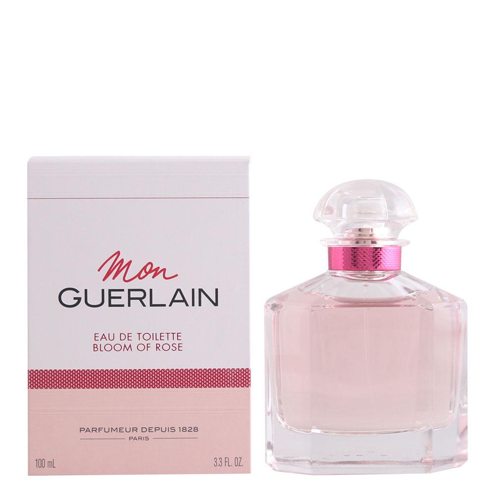 EDT mon guerlain bloom of rose - mujer