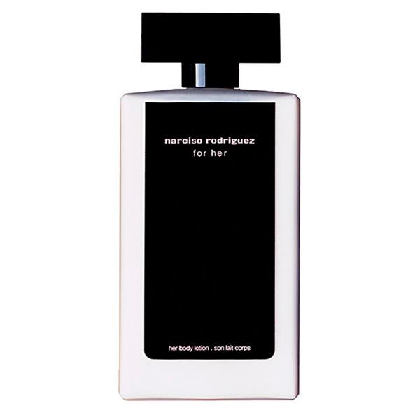 Loción corporal perfumada Narciso rodriguez - mujer