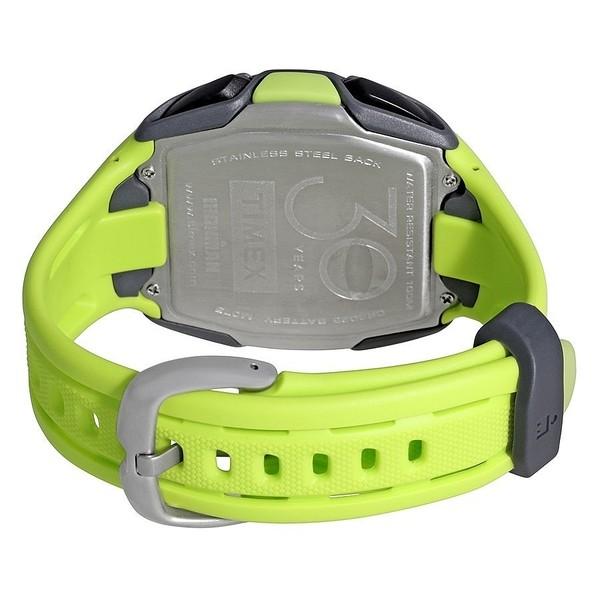 Reloj digital caucho hombre - verde