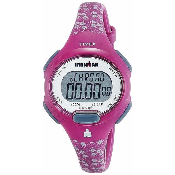 Reloj digital caucho mujer - morado