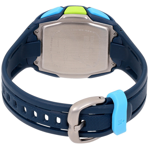Reloj digital caucho unisex - azul