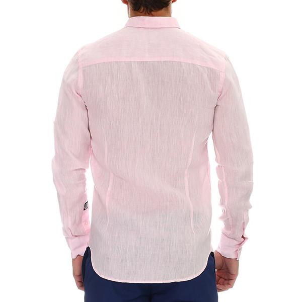Camisa hombre - rosa