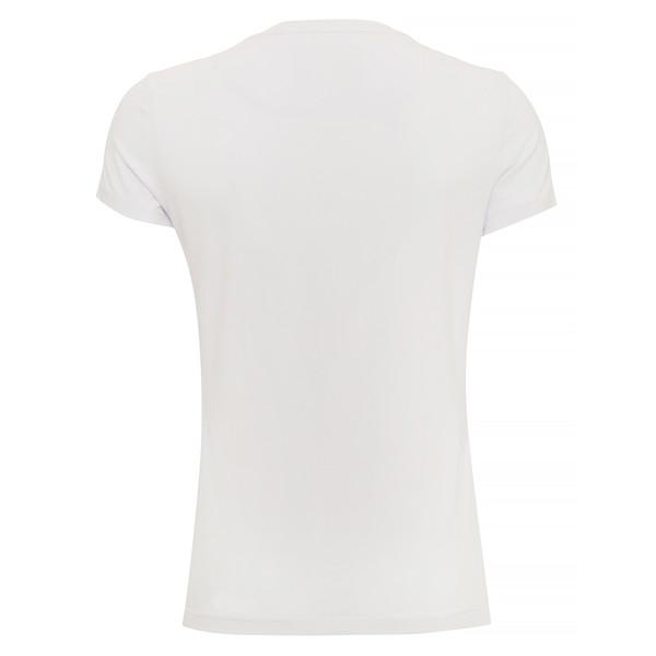 Camiseta Lavardos mujer - blanco