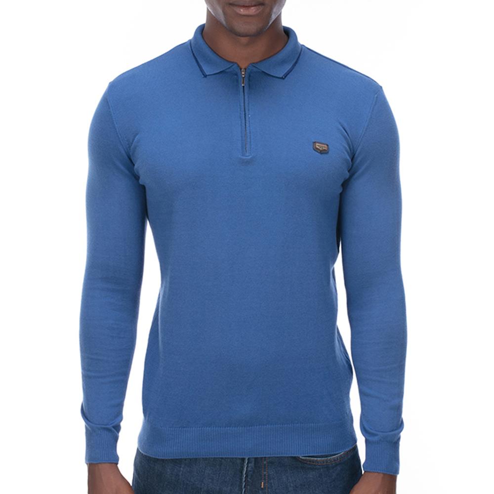 Jersey hombre - azul