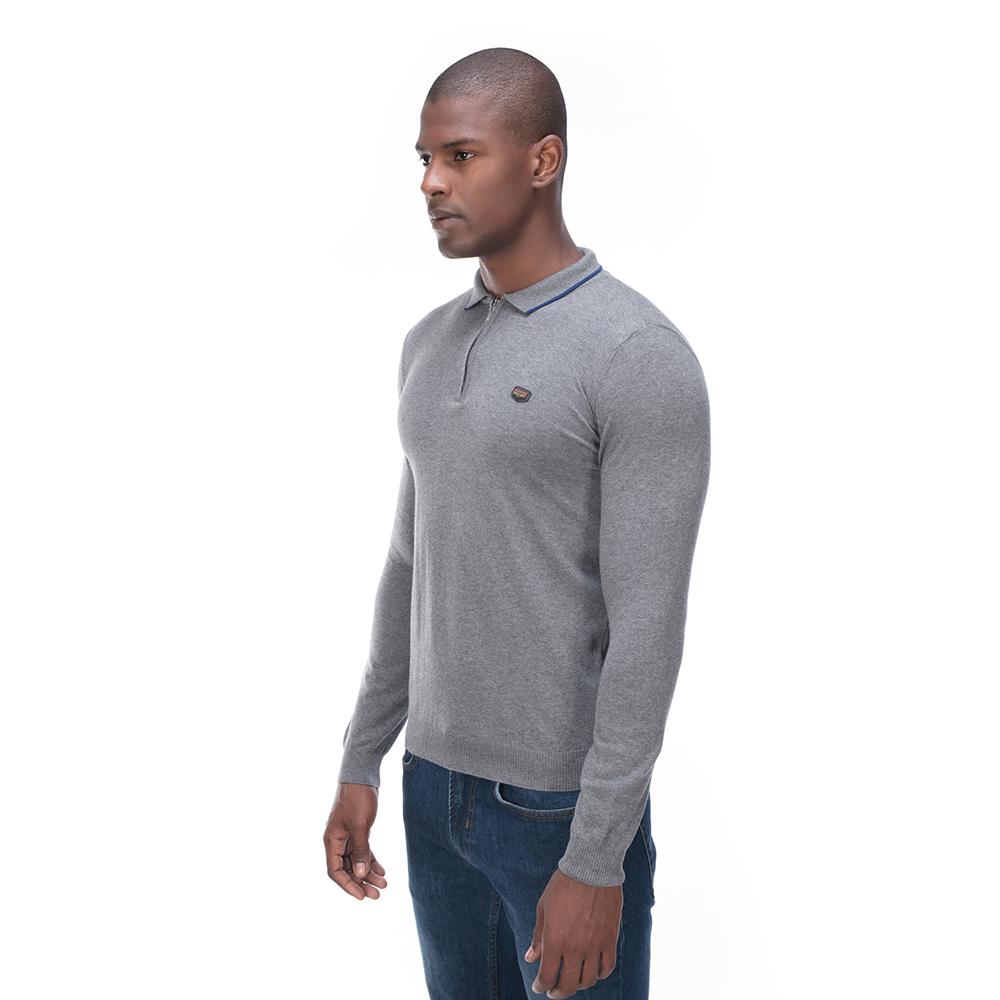 Jersey hombre - gris
