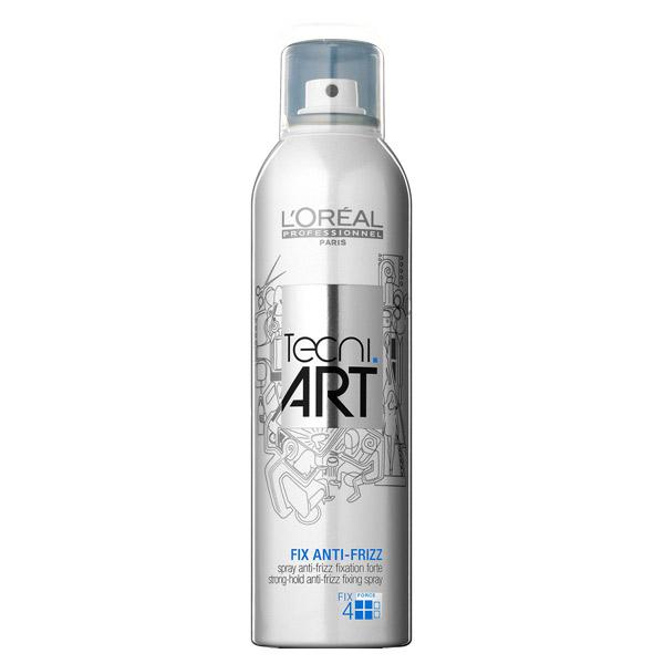 Spray fijación fuerte anti-encrespamiento Fix anti-frizz