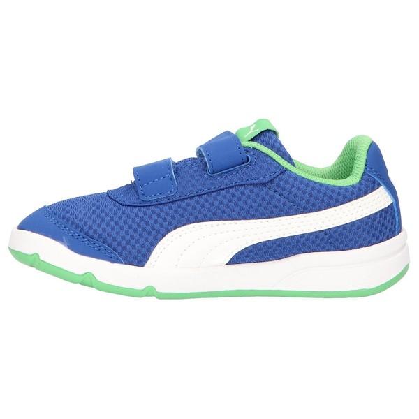 Zapatilla deportiva junior - azul