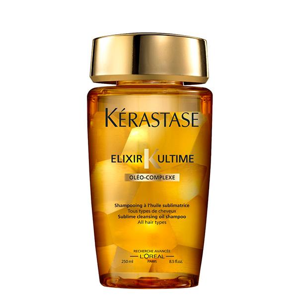 Champú Elixir Kultime oleo-complexe todo tipo cabello