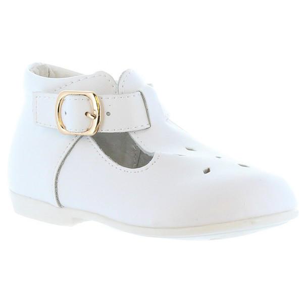 Zapato pepito infantil - blanco