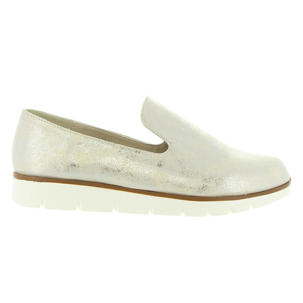 Zapato mujer - plateado