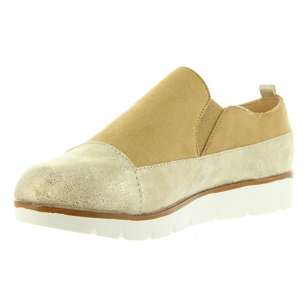 Zapato mujer - dorado
