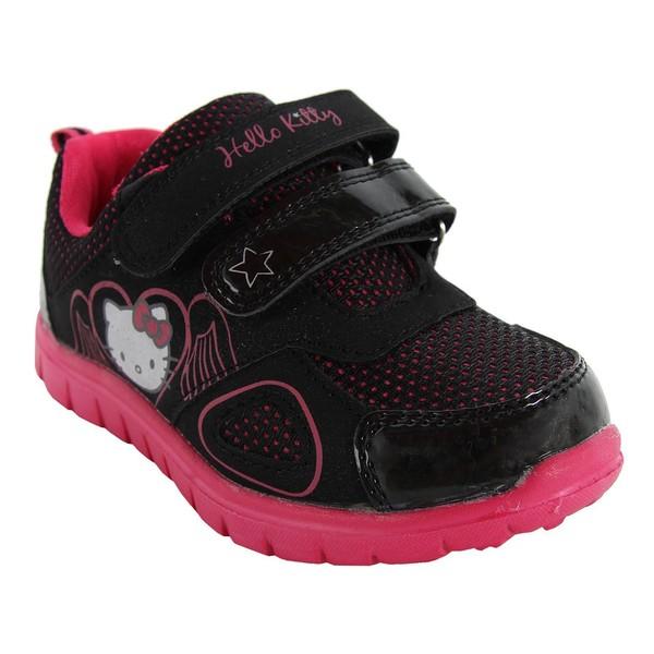 Zapatilla deportiva niña - negro