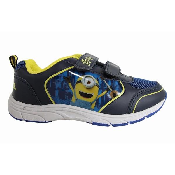 Zapatilla deportiva niño - azul