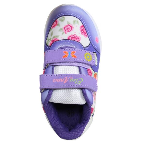 Zapatilla deportiva niña - azul