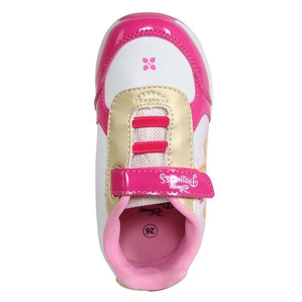 Zapatilla deportiva niña - blanco