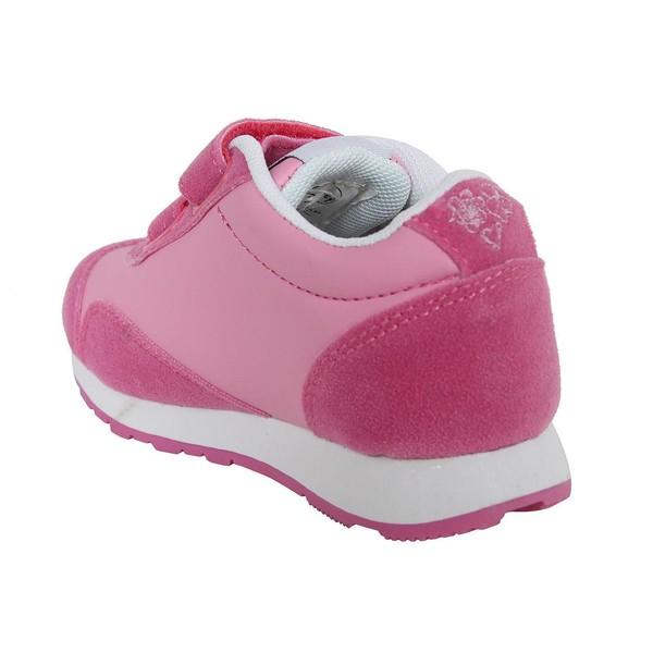 Zapatilla deportiva niña - rosa