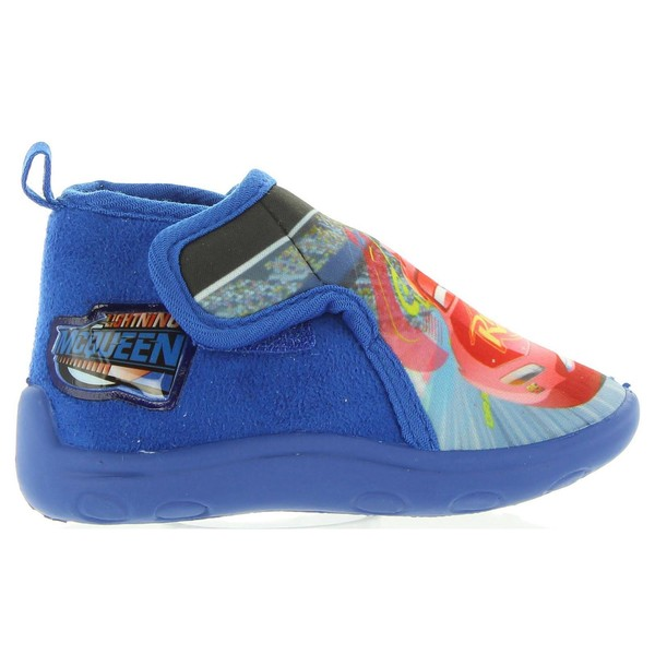 Zapatilla de casa niño - azul