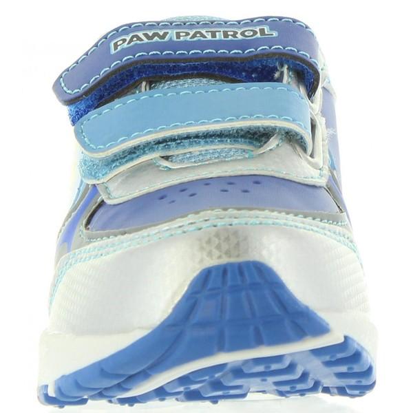 Zapatilla deportiva niña - plateado