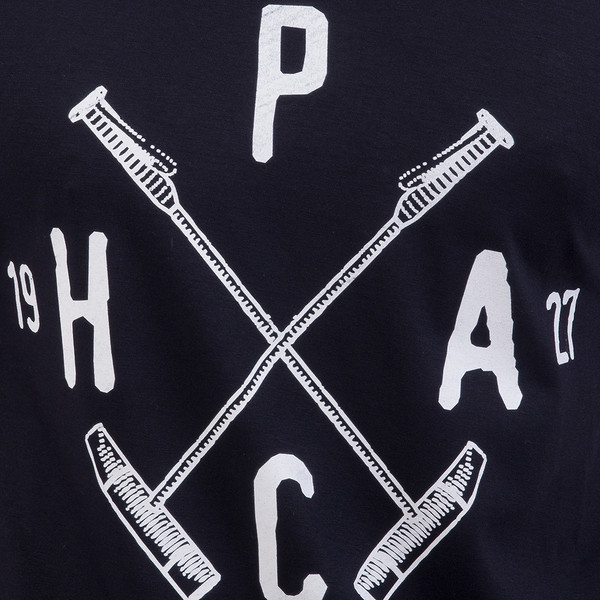 Camiseta regular fit hombre - marino