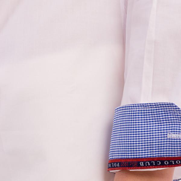 Camisa Original Academy custom fit - blanco