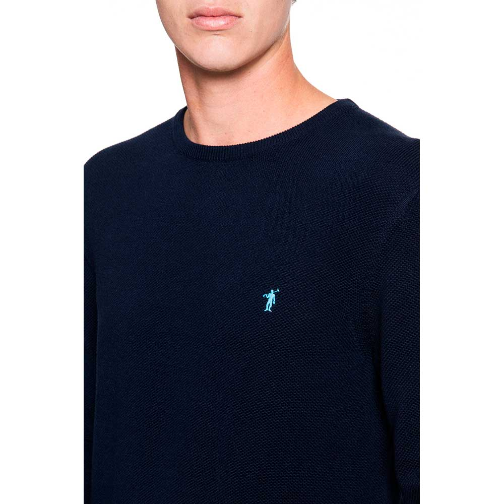 Jersey hombre  - azul marino