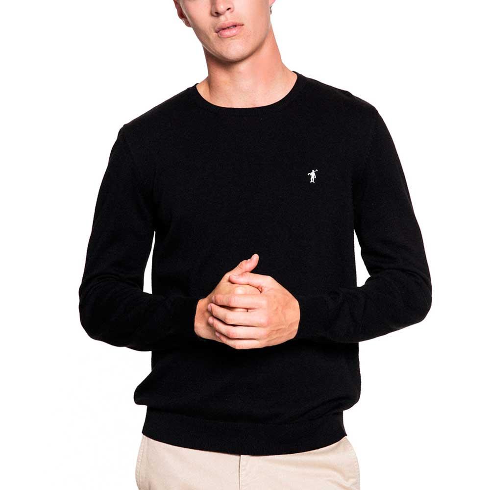 Jersey hombre custom fit - negro
