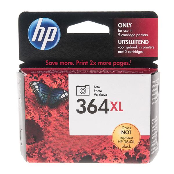 Cartucho de tinta HP 364XL - negro
