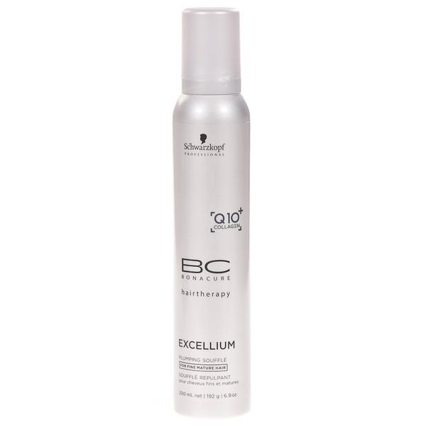 Espuma volumen Excellium Plumping cabello fino/maduro