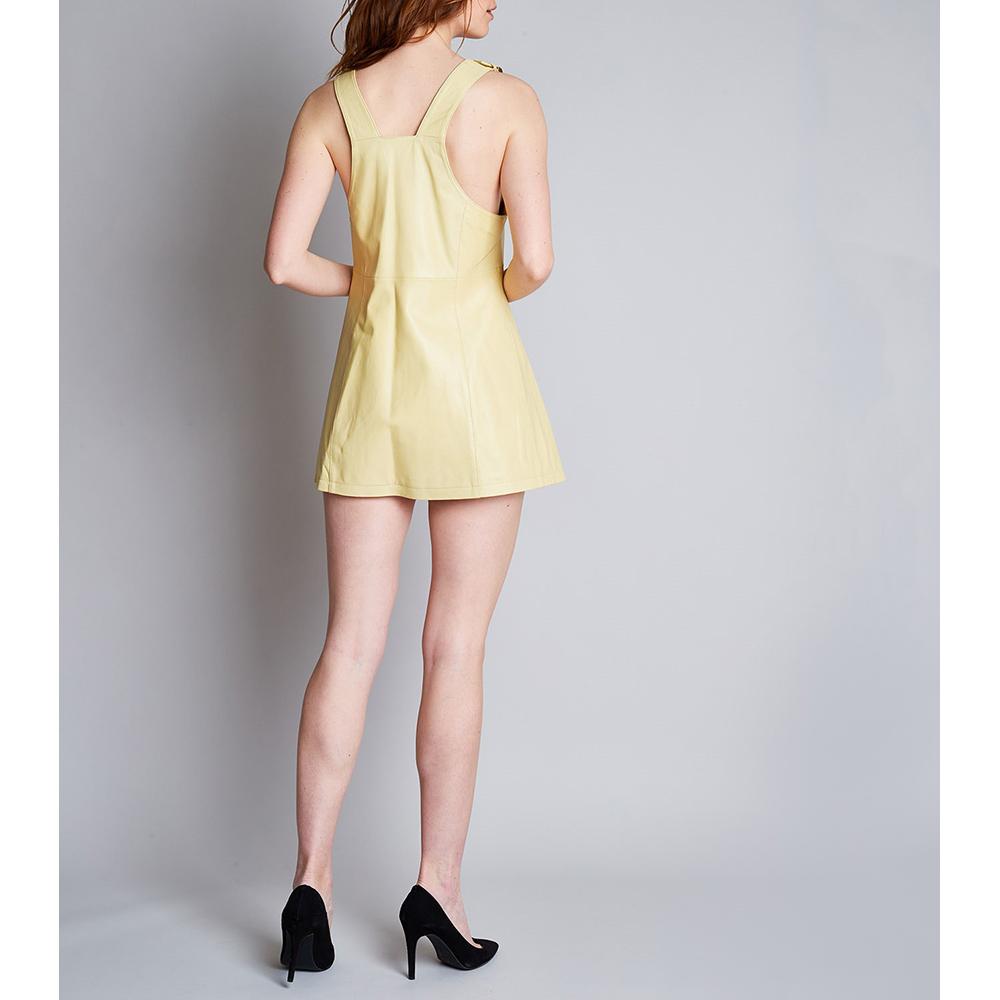 Vestido mujer - beige