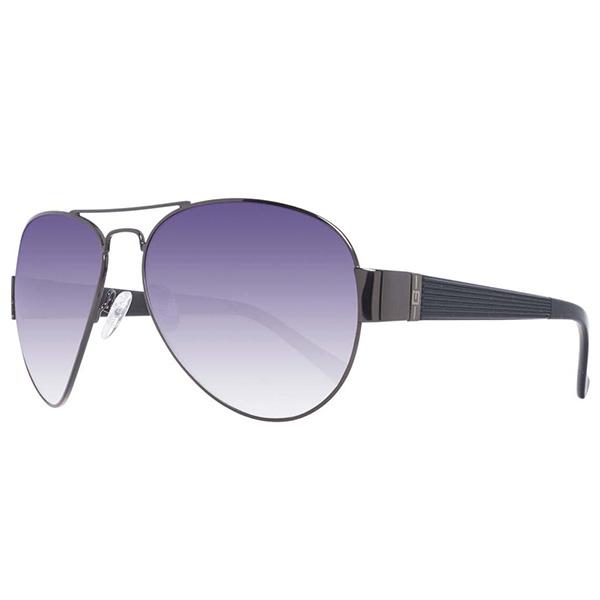 Gafas de sol hombre calibre 62 metal - gris