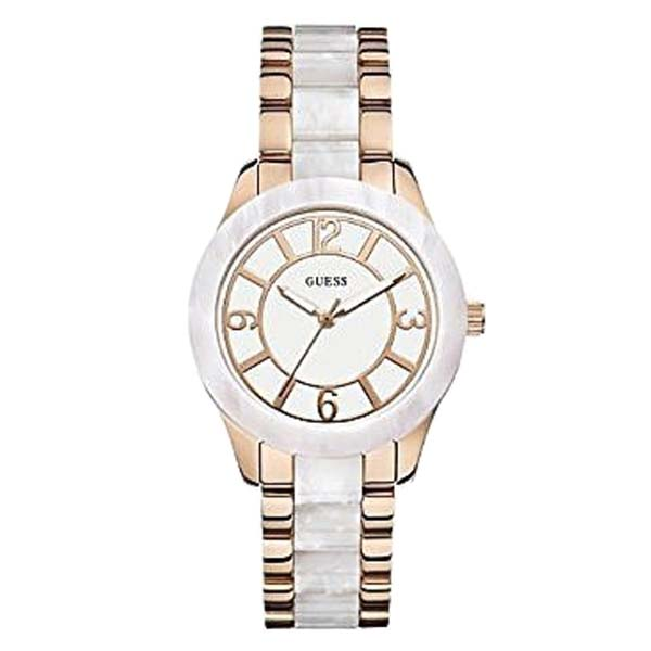 GUESS W0074L2 RELOJ MUJER, GUESS WATCHES LADIES SPORT STEEL
