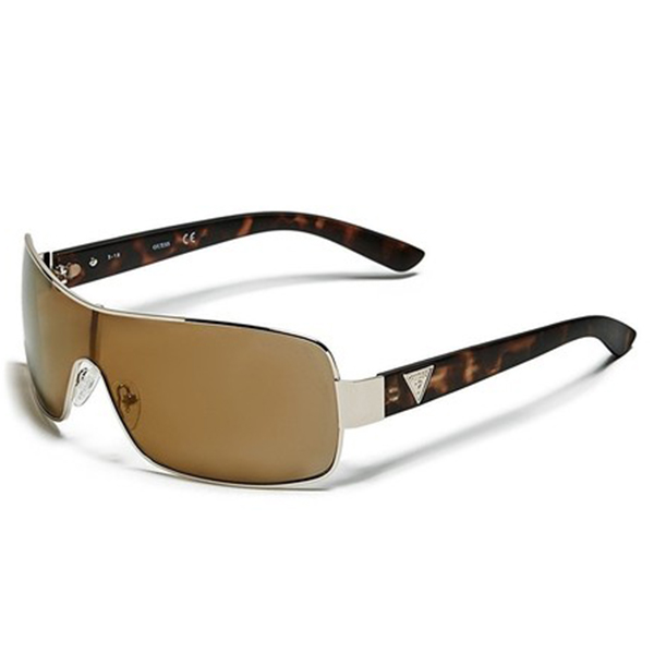 4a6bd6b10f Gafas de sol hombre unilente metal - dorado GUESS GF6594-0032G