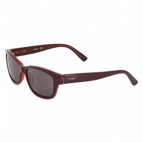 Gafas de sol acetato mujer - burdeos