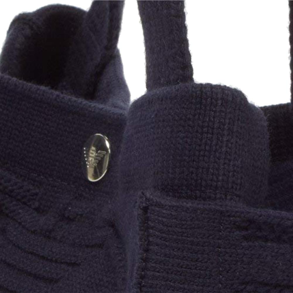 Bolso de mano mujer - azul marino