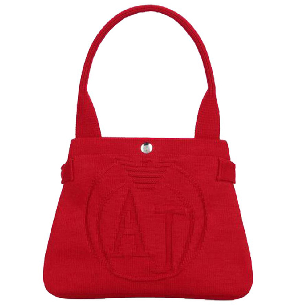 Bolso de mano mujer - rojo