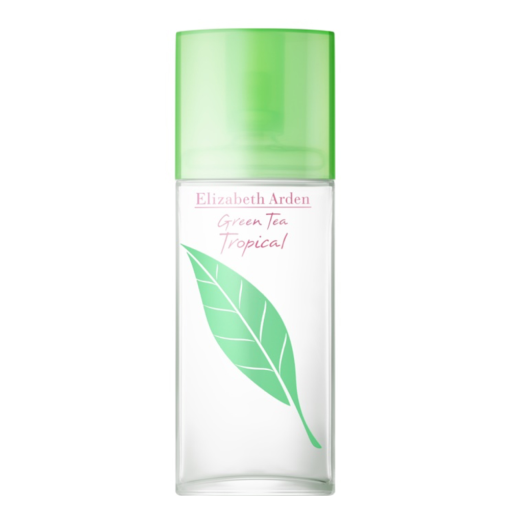 EDT Green tea tropical - mujer