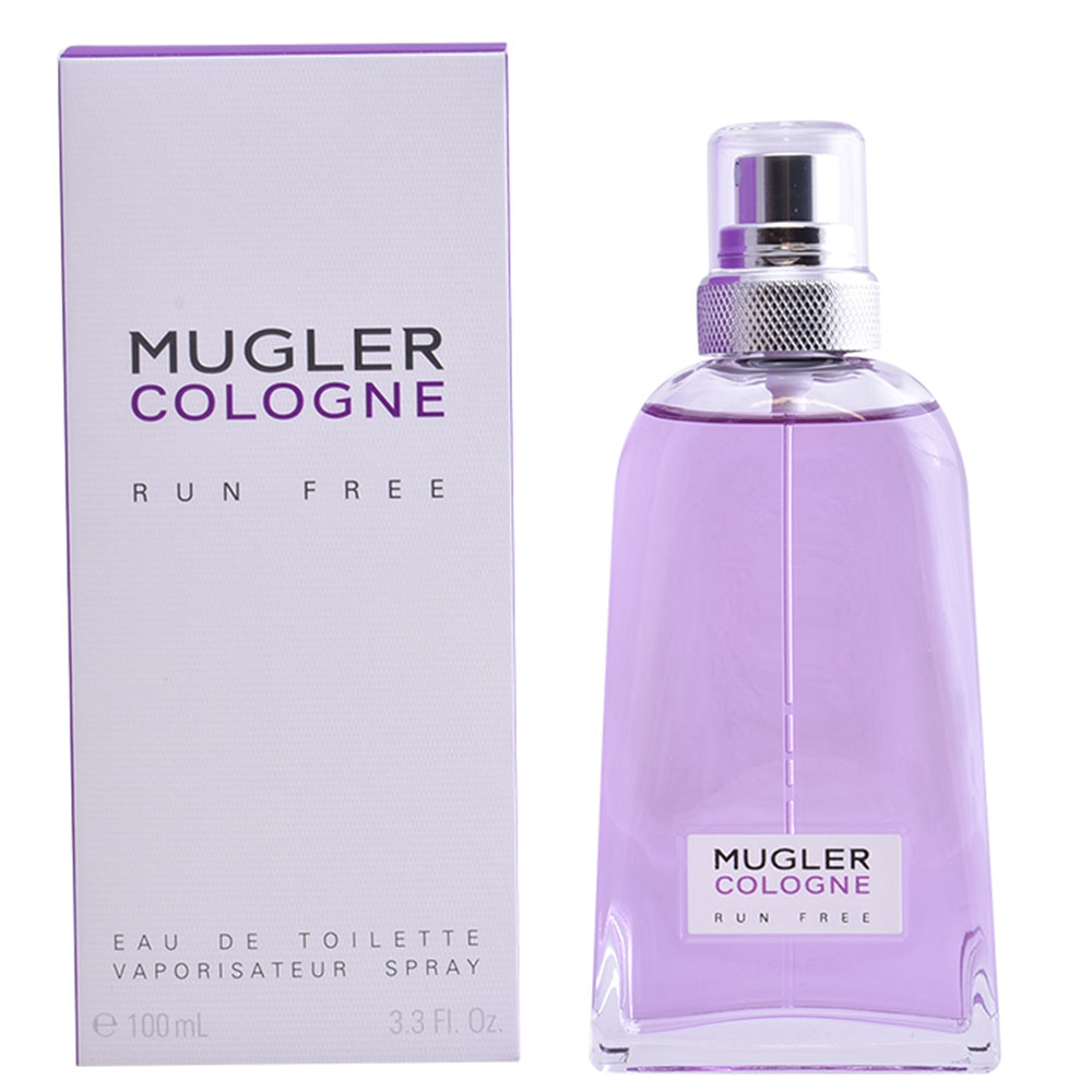 Colonia mugler cologne run free unisex