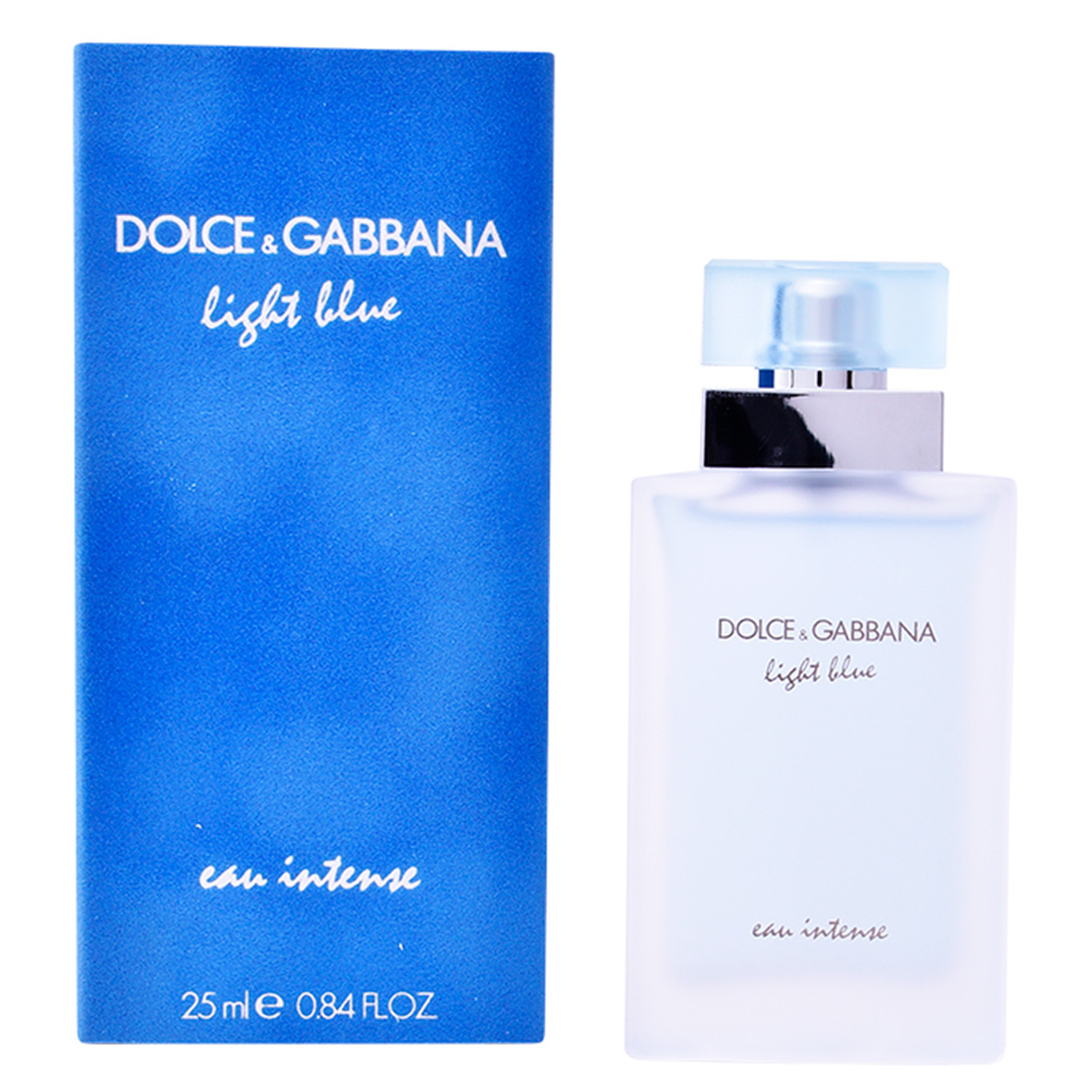 EDP Light blue eau intense - mujer