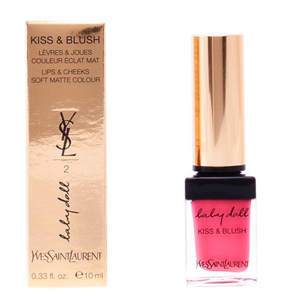 Labial líquido/colorete - #02 rose frivole