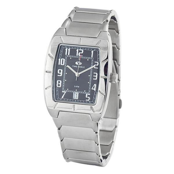 3a669a9f9 Reloj hombre analógico - plateado TIME FORCE TF2502M-04M
