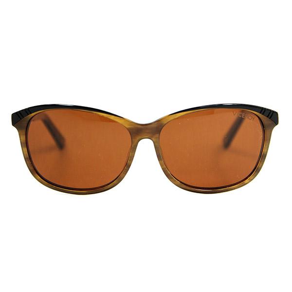 Gafas de sol mujer calibre 59 acetato - marrón claro