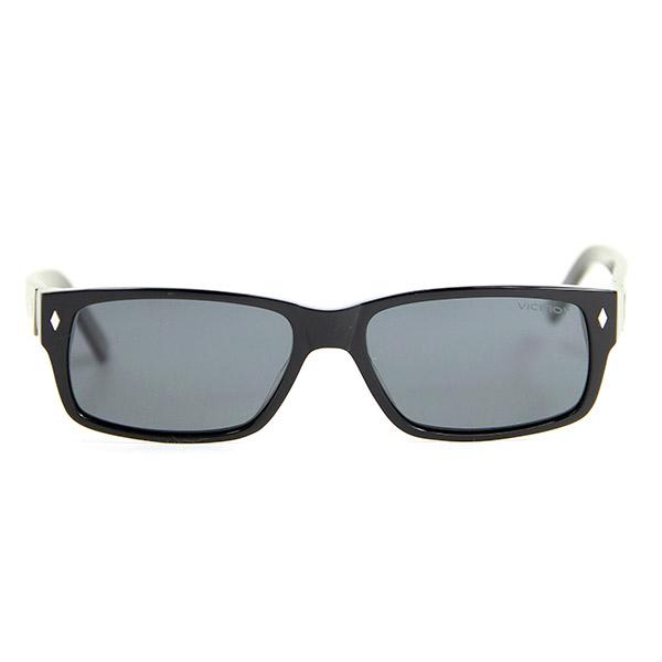 Gafas de sol mujer calibre 55 acetato - negro