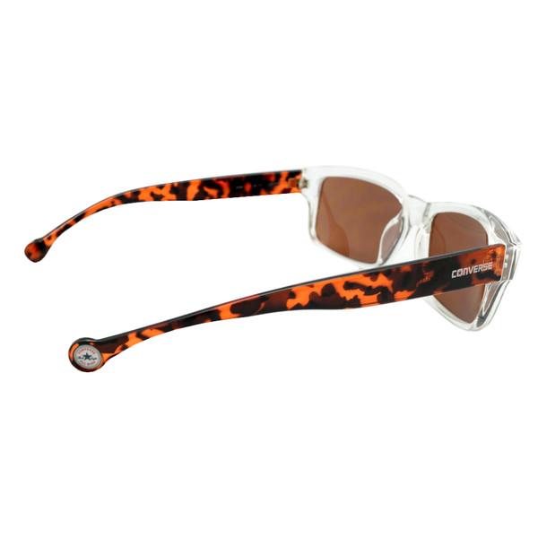 Gafas de sol mujer cal.57 acetato - trasnparente